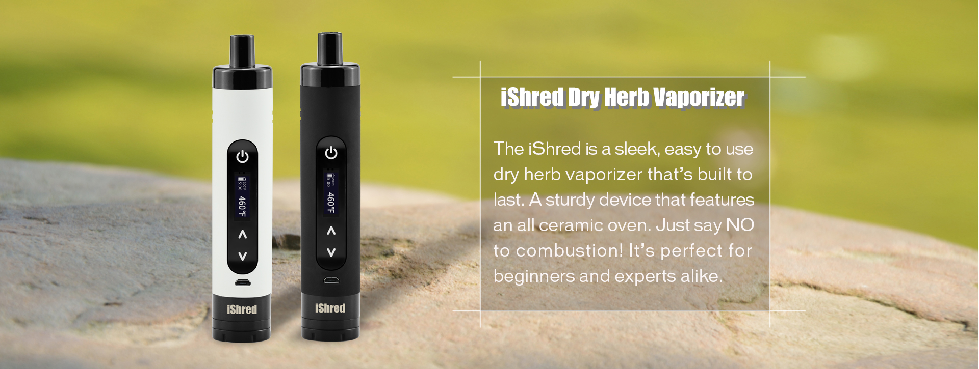 Yocan iShred Order Online